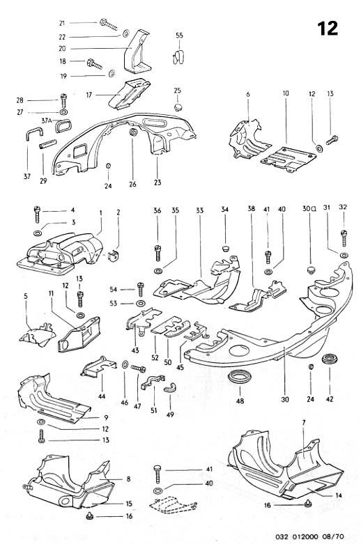 69 vw air cooled engine diagram