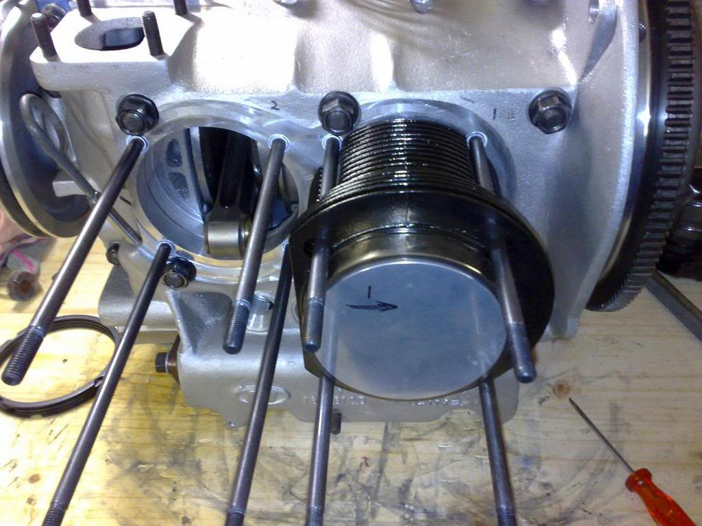Deck Height What Is It And How To Adjust Aircooled Vw South Engine Piston Diagram Image
