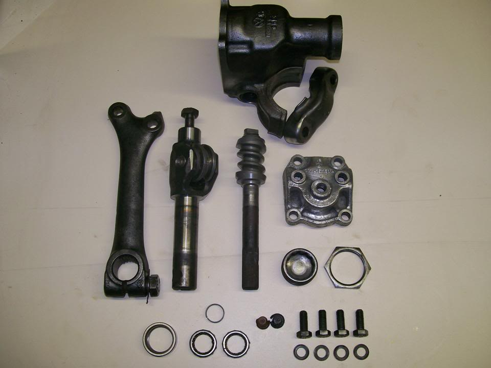 Steering box rebuild? - Aircooled VW South Africa