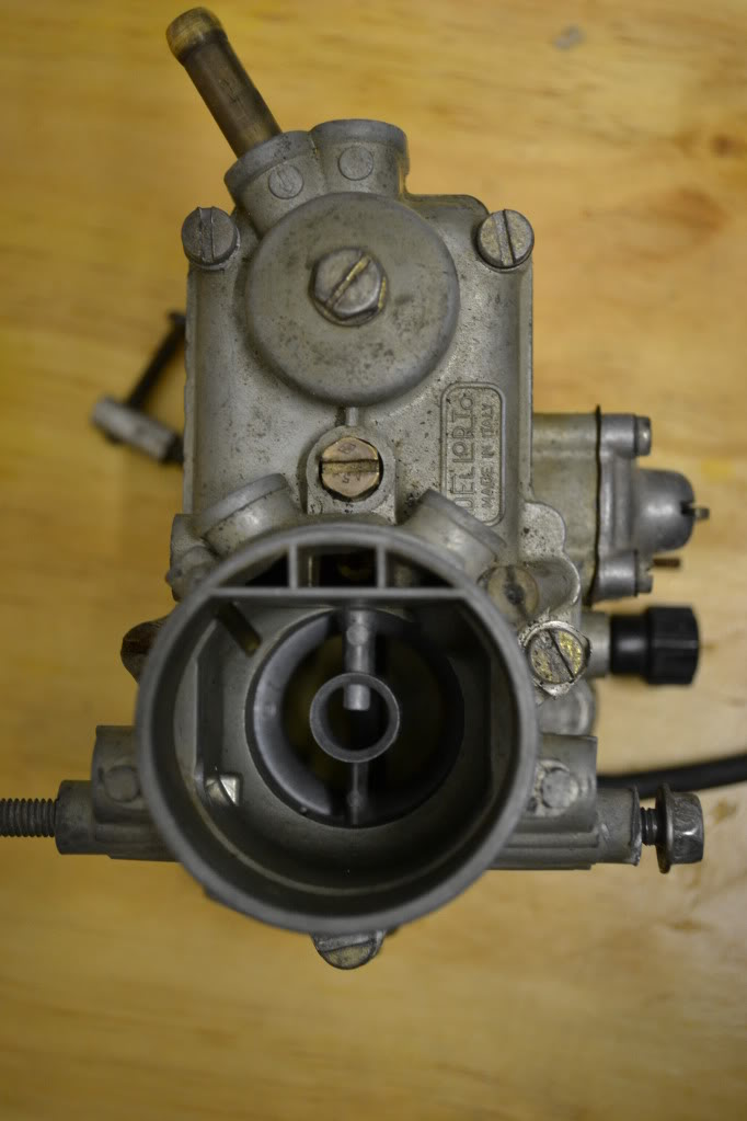 Dellorto FRD 34B Carb - Aircooled VW South Africa