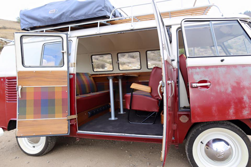 1967 Vw Bus Icon Derelict Video Tour Aircooled Vw South Africa