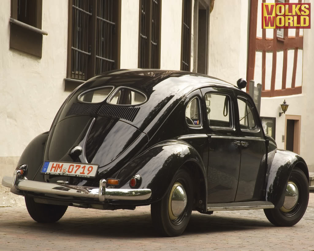 Attractive Aircooled VW South Africa