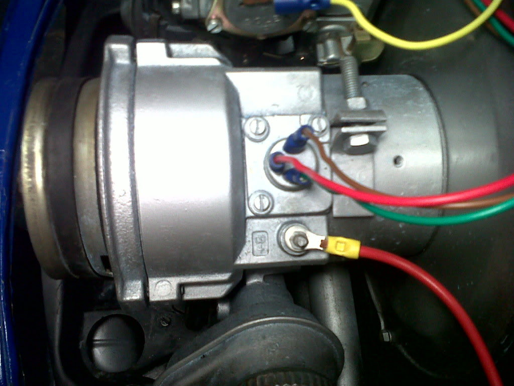 1968 Vw Bug Wiring Diagram Alternator Not Lossing Bosch 1959 Beetle Before And After Now With Rwc Aircooled 1974