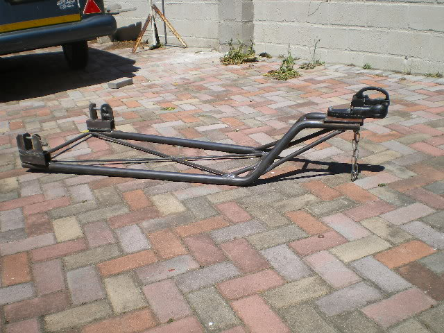 Towing A Frame For Split Bus Amp Beetle Aircooled Vw South