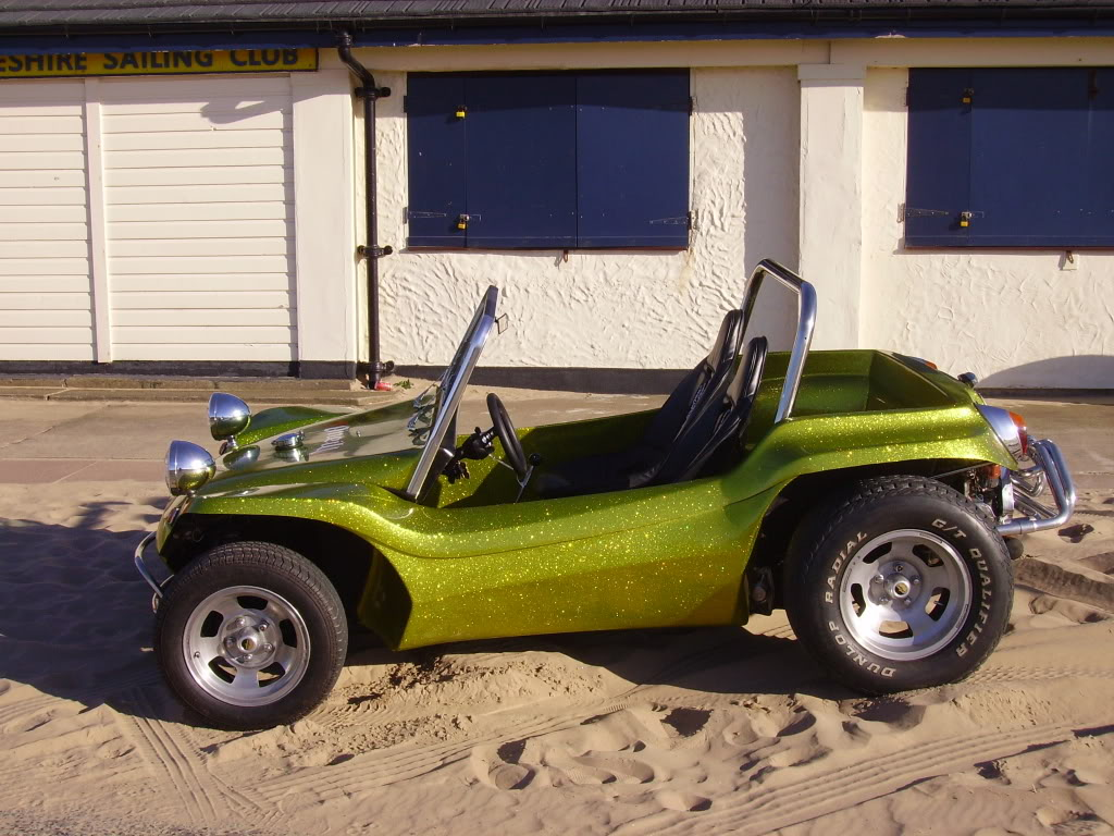 Mini T Beach Buggy Build Aircooled Vw South Africa