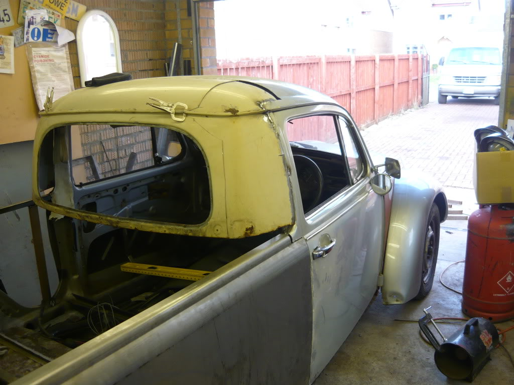 Beetle Pickup Conversion - Page 2 - Aircooled VW South Africa