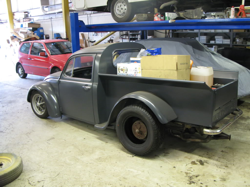Beetle Pickup Conversion Aircooled Vw South Africa